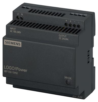 LOGO! POWER 24 4A, VSTABILIZED POWER - 6EP1332-1SH52