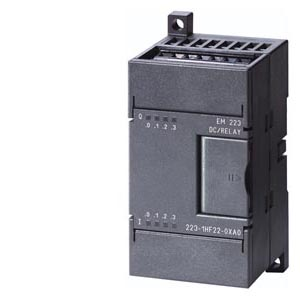 I/O EM 223 8DI/8DO RELAY 2A/POINT - 6ES7223-1PH22-0XA0