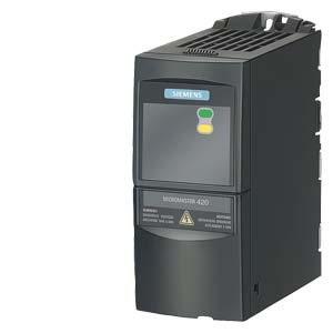 MICROMASTER MM420, 1/3 x 230VAC, 0.12Kw