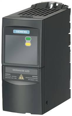 MICROMASTER MM420, 1/3 x 230VAC, 0.75Kw ( 1HP)