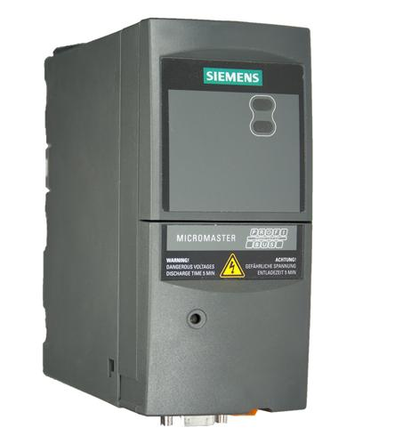 MICROMASTER MM420, 3 x 380VAC, 0.75Kw ( 1 HP)