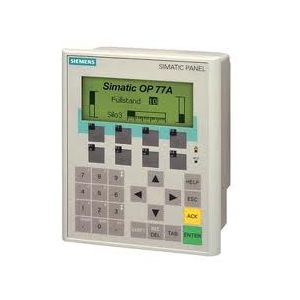 SIMATIC OPERATOR PANEL OP77A BACKLIT LC DISPLAY, 4.5&quot, - 6AV6641-0BA11-0AX1