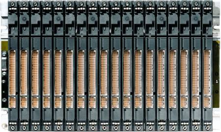 SIMATIC S7-400, UR2 RACK, CENTRALIZED AND DISTRIBUTEDWITH 9 SLOTS - 6ES7400-1JA01-0AA0