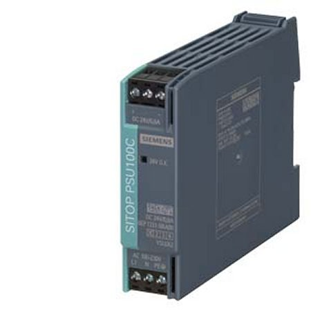 SITOP PSU100C 24 V/0.6A ASTABILIZED POWER - 6EP1331-5BA00