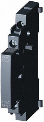 Lateral auxiliary switch 2nc