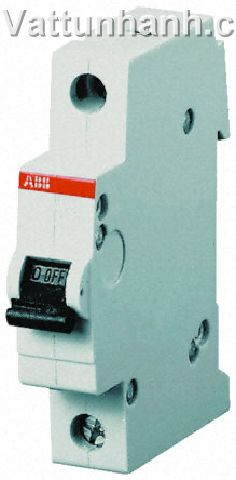 MCB,6kA,Type D characteristic,single pole,32A