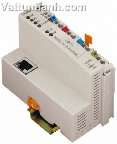 Controller, ethernet, fieldbus, programmable, 10mbps, 24Vdc, RJ45