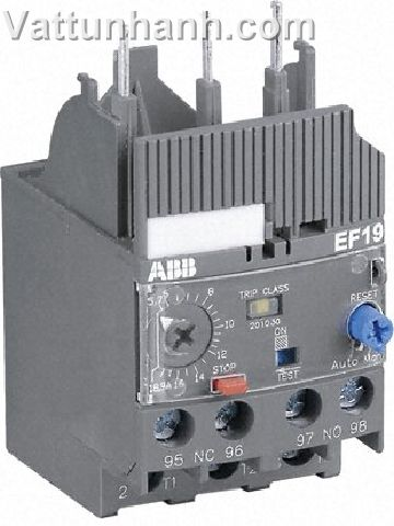 Electronic Overload relay 1.90 - 6.30