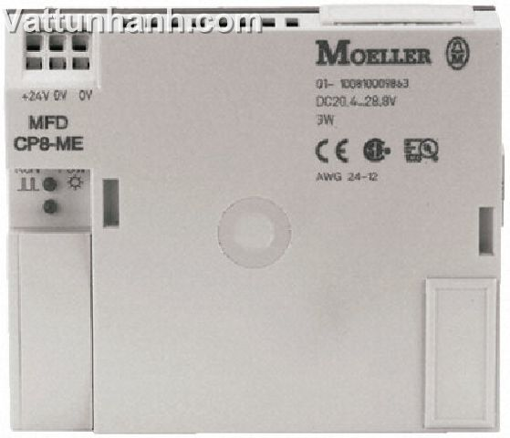 Module, MFD, CPU, Power Supply 24Vdc, EasySoft