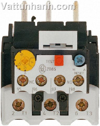 Relay, overload, ZB65, 10-16A, trip class 10A