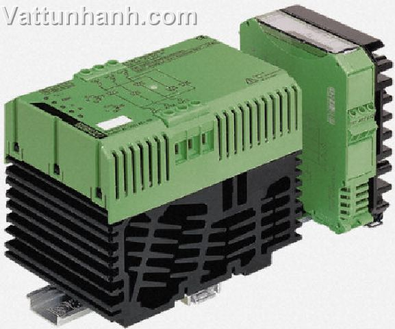 Connector, solid state, three phase, (reversing contactor), ELR W2+1- 24DC/500AC-37