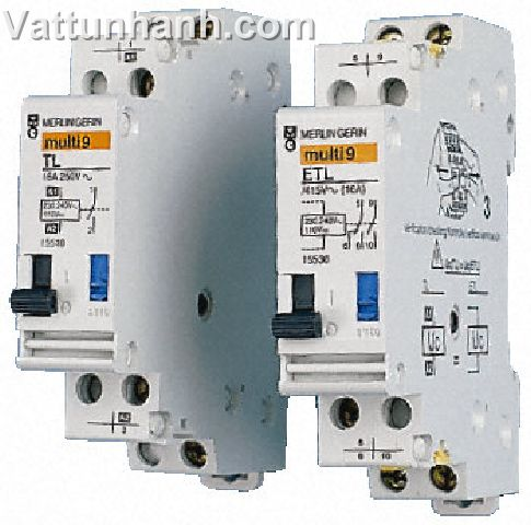 Extension, step relay, ETL16A