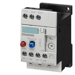 Siemens OVERLOAD RELAY 0.22...0.32 A 1NO+1NC