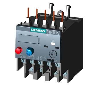 Siemens OVERLOAD RELAY 0.45...0.63 A FOR MOTOR