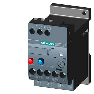 Siemens OVERLOAD RELAY 2.2...3.2 A FOR MOTOR