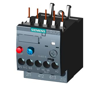 Siemens OVERLOAD RELAY 0.35...0.50 A FOR MOTOR