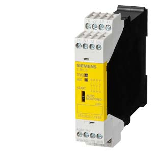 Siemens SIRIUS SAFETY RELAY WITH RELAY ENABLING