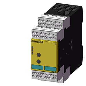 Siemens SIRIUS SAFETY RELAY FOR SAFETY-ORIENTED