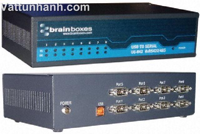 Bestellen Converter USB to serial 8 x RS422 RS485.